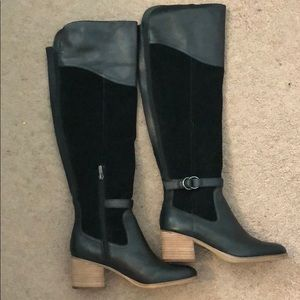 brand new marc fisher boots